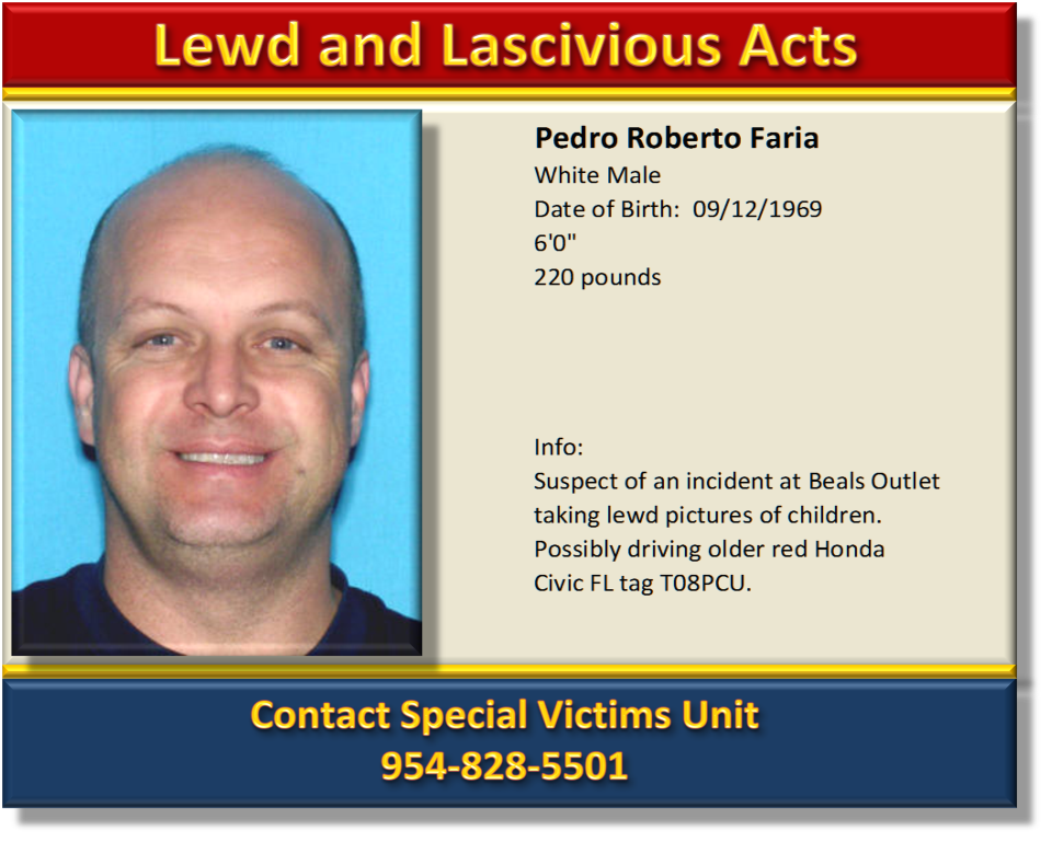 Fort Lauderdale Police Department : FLPD's Most Wanted