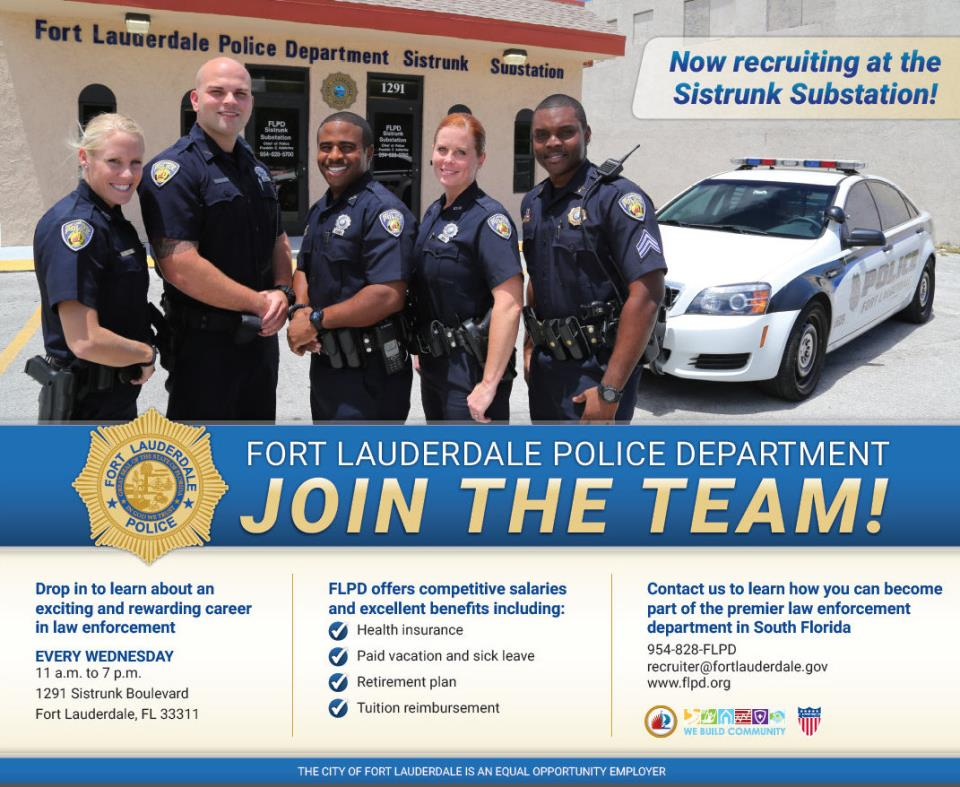 Fort Lauderdale Police Department : Homepage News