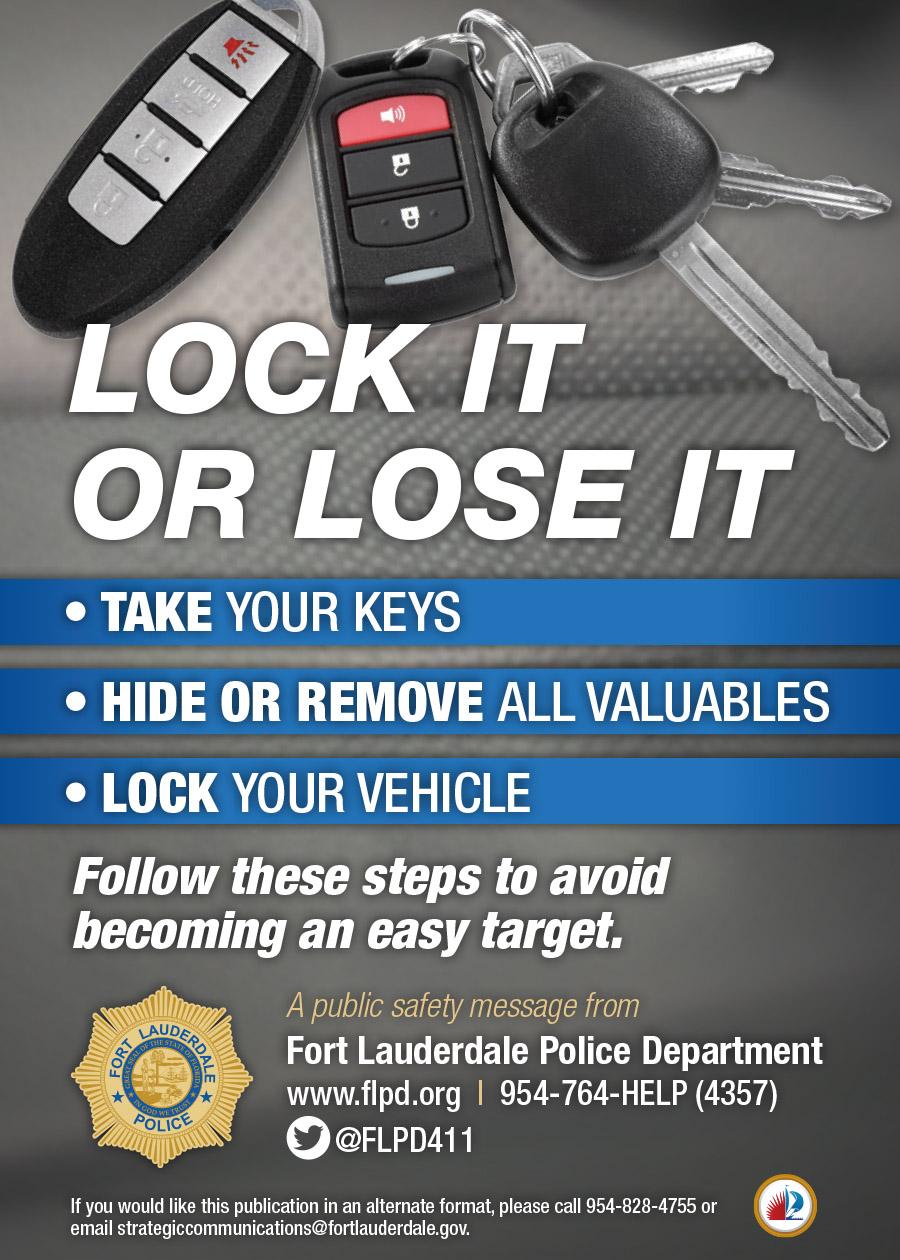 4644 PD Lock It or Lose It Key Fob Handout Update 5x7_6-5-18_WEB